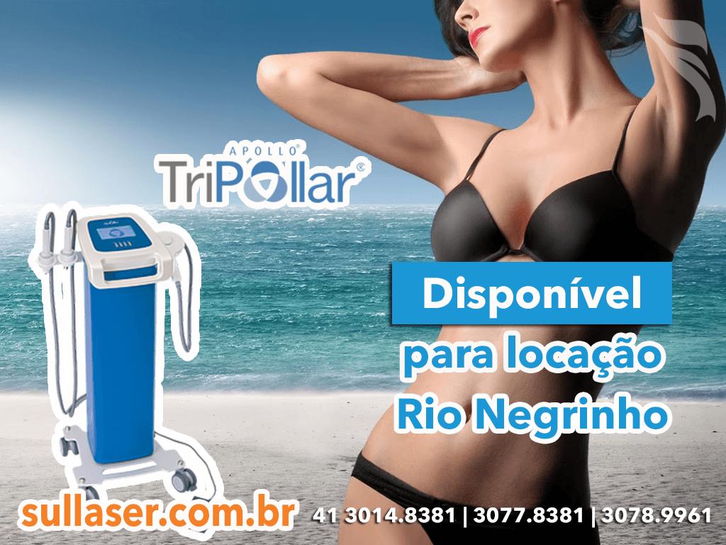 Locação de Tripollar em Rio Negrinho