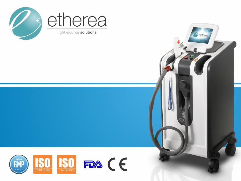 Locação laser Etherea Mafra