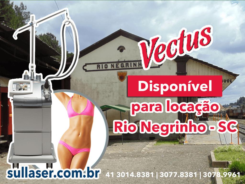 Locação Vectus Rio Negrinho