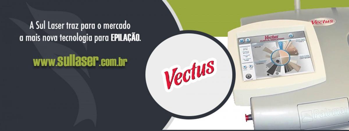 Vectus – A inovação da epilação a Laser