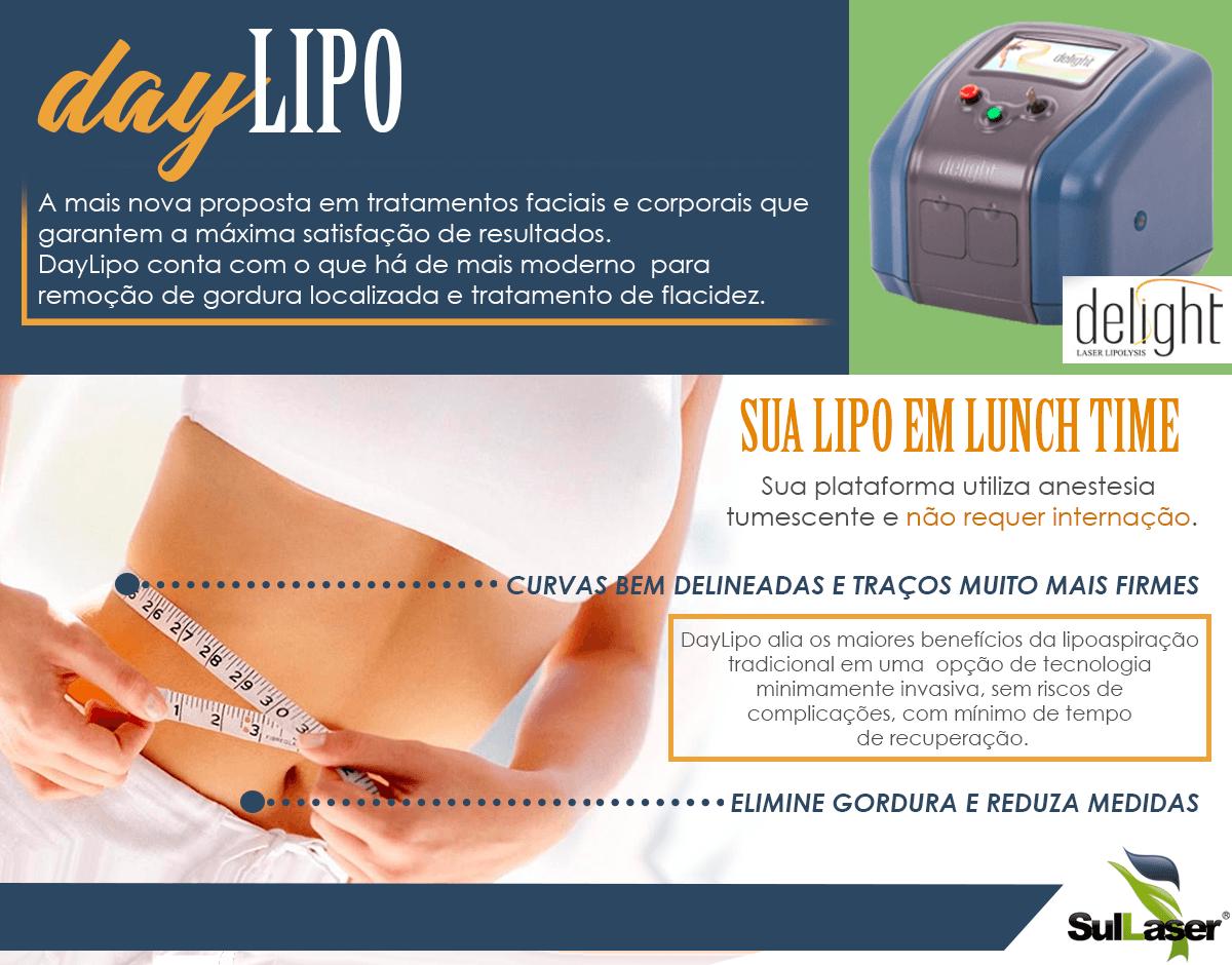DayLipo – Sua Lipo em Lunch Time