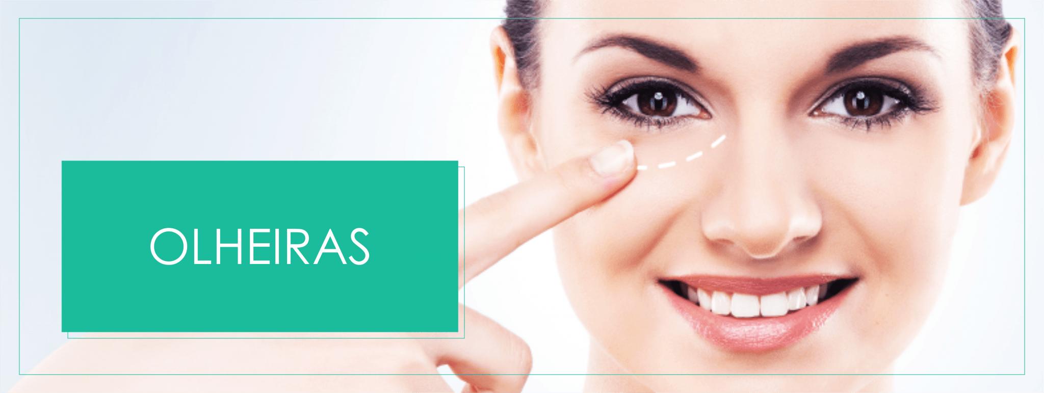 Você sabia que o ND YAG Q-Switched Fracionado é um tratamento muito eficiente no combate á olheiras?