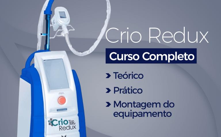 Crio Redux - Curso Completo