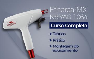 Etherea-MX NdYAG 1064 - Curso Completo