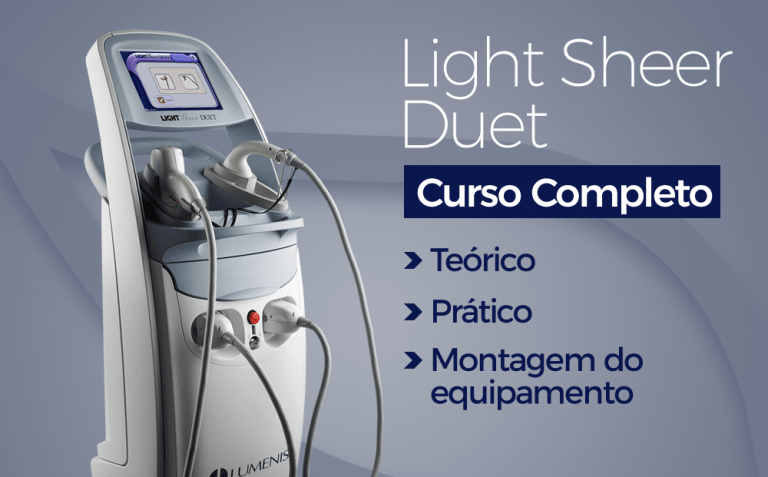 Light Sheer Duet - Curso Completo