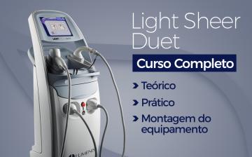 Light Sheer Duet - Curso Completo