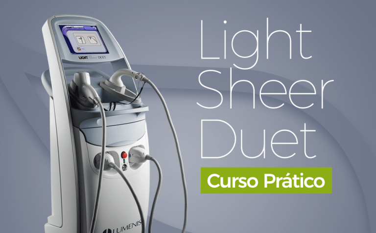 Light Sheer Duet​ - Curso Prático