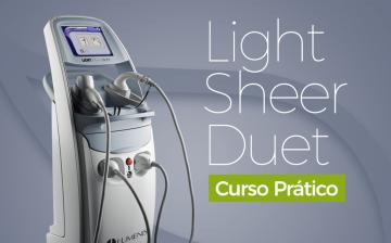 Light Sheer Duet - Curso Prático