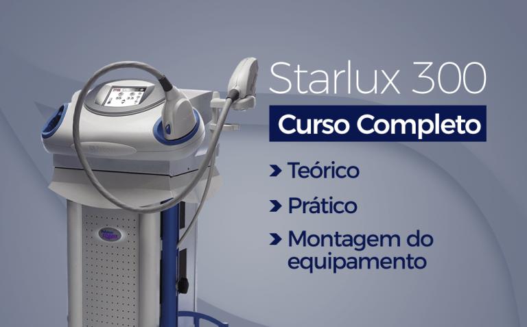 Starlux 300 - Curso Completo