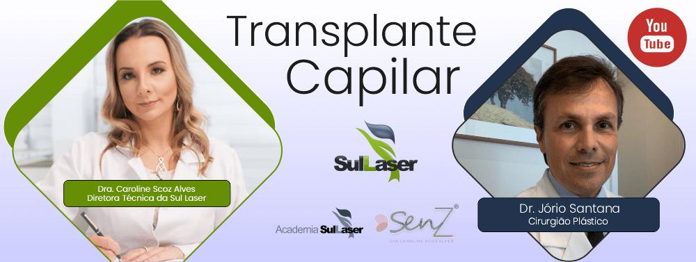 Live do dia 07/05/2020 – Transplante Capilar
