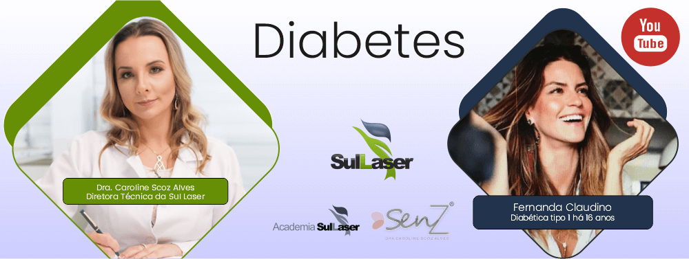 Live do dia 25/06/2020 – Diabetes