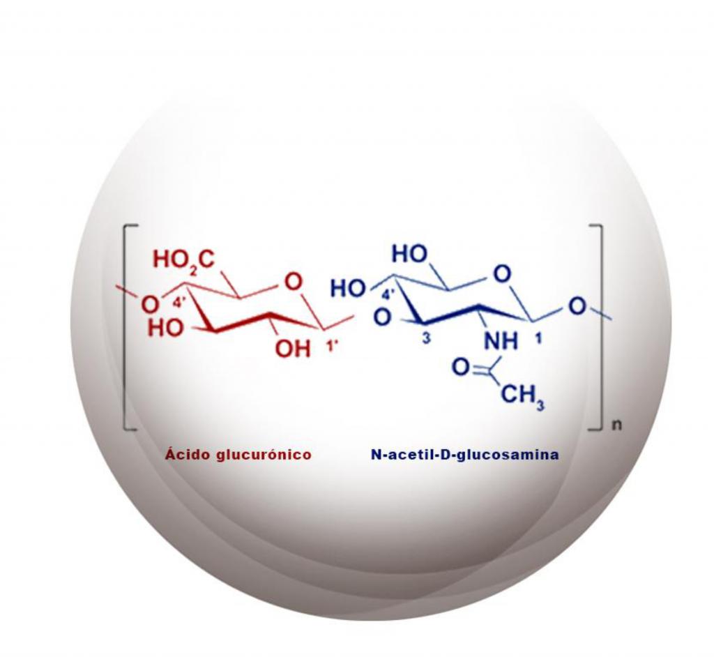 Crosslink ácido hialurônico